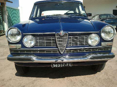 Alfa Romeo 2600 Berliner