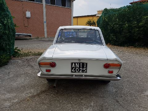 "Lancia  Fullvia Coupe HF 1.3 Rally ""leva lunga"" model"