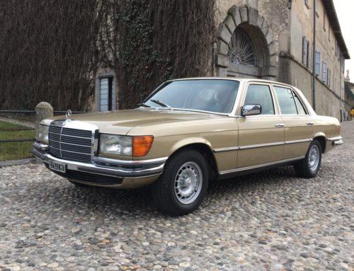 メルセデス・ベンツ 450SE W116
