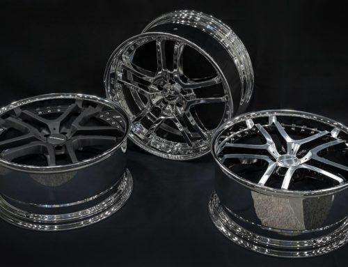 MOSEL Alloy wheel New Design Debut!!