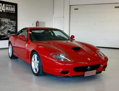 フェラーリ 575M マラネロ