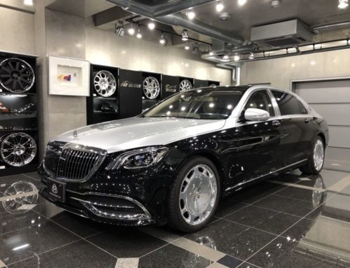 2021年 New MAYBACH designo PKG