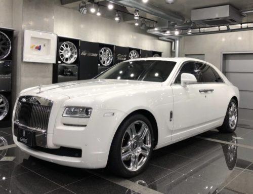 グートスポーツ Rolls-Royce Ghost 東京A企業納車完了!!