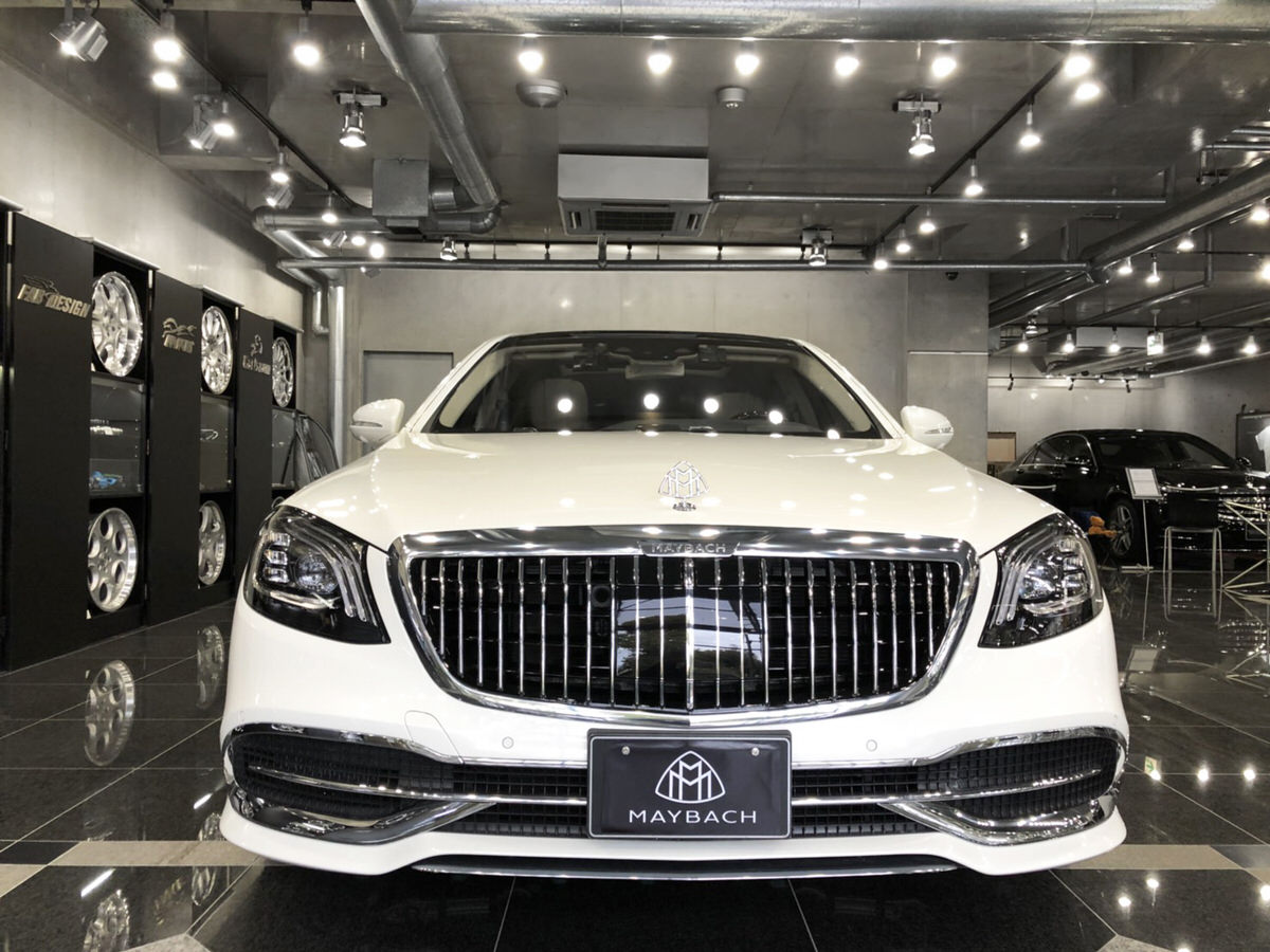 MAYBACH New グリル
