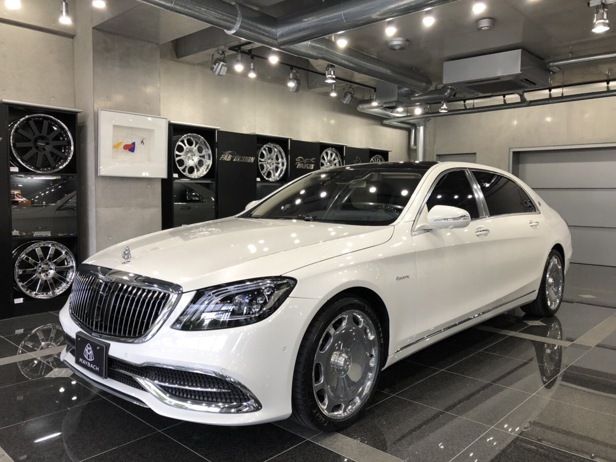 New MAYBACH designo PKG