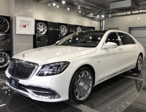 2020年 New MAYBACH designo PKG (w)