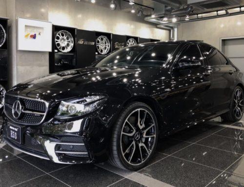 2020年 New E53 AMG carbon PKG