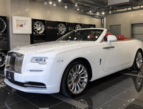 2021年 New Rolls-Royce Dawn