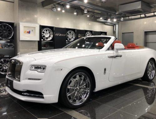 2021年 New Rolls-Royce Dawn