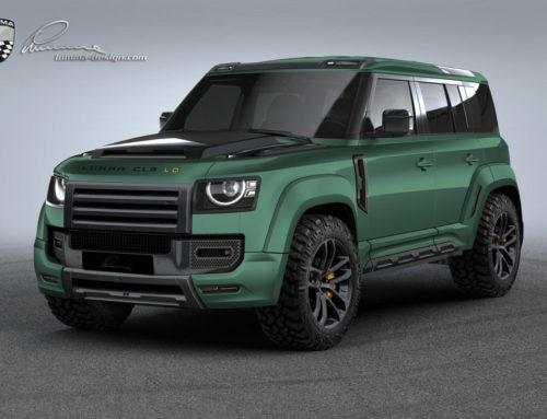 2021年 LUMMA CLR LD Land Rover Coming soon…