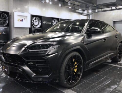 2021年 Lamborghini Urus  C企業 契約完了!!